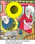 Cartoonist Jerry Van Amerongen  Ballard Street 2015-07-29 musical