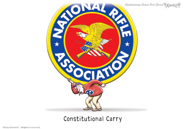 National Rifle Association. Constitutional Carry.
