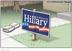 Cartoonist Clay Bennett  Clay Bennett's Editorial Cartoons 2008-05-15 2008 delegate