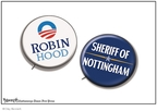 Cartoonist Clay Bennett  Clay Bennett's Editorial Cartoons 2008-10-21 2008 election