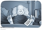 Cartoonist Clay Bennett  Clay Bennett's Editorial Cartoons 2008-10-22 2008 election