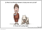 Cartoonist Clay Bennett  Clay Bennett's Editorial Cartoons 2008-10-23 2008 election