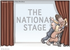 Cartoonist Clay Bennett  Clay Bennett's Editorial Cartoons 2008-11-13 2008 election