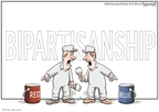 Cartoonist Clay Bennett  Clay Bennett's Editorial Cartoons 2009-01-29 division