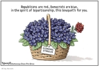 Cartoonist Clay Bennett  Clay Bennett's Editorial Cartoons 2009-02-15 division