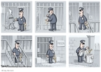 Cartoonist Clay Bennett  Clay Bennett's Editorial Cartoons 2009-06-30 key