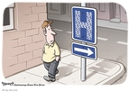 Cartoonist Clay Bennett  Clay Bennett's Editorial Cartoons 2009-07-16 made