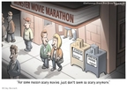 Cartoonist Clay Bennett  Clay Bennett's Editorial Cartoons 2009-10-31 Afghanistan