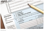 Cartoonist Clay Bennett  Clay Bennett's Editorial Cartoons 2010-04-14 tax deadline