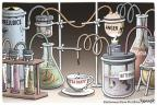 Cartoonist Clay Bennett  Clay Bennett's Editorial Cartoons 2010-10-01 prejudice