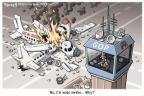 Cartoonist Clay Bennett  Clay Bennett's Editorial Cartoons 2011-04-20 Paul Ryan