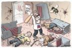 Cartoonist Clay Bennett  Clay Bennett's Editorial Cartoons 2011-06-16 baseball