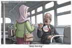 Cartoonist Clay Bennett  Clay Bennett's Editorial Cartoons 2011-07-21 equal