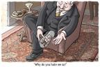 Cartoonist Clay Bennett  Clay Bennett's Editorial Cartoons 2011-10-20 warfare