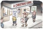 Cartoonist Clay Bennett  Clay Bennett's Editorial Cartoons 2011-12-21 warfare