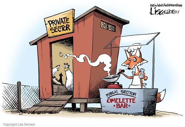 Chicken Coop Cartoon