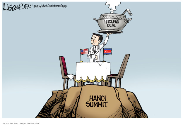 Hanoi Summit. Nuclear deal.