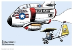 Cartoonist Lisa Benson  Lisa Benson's Editorial Cartoons 2008-07-02 Navy