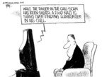 Cartoonist Chip Bok  Chip Bok's Editorial Cartoons 2005-05-16 ingredient