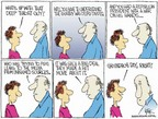 Cartoonist Chip Bok  Chip Bok's Editorial Cartoons 2005-06-02 father's day