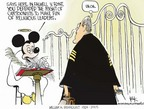Cartoonist Chip Bok  Chip Bok's Editorial Cartoons 2005-09-08 supreme court decision
