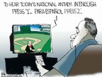 Cartoonist Chip Bok  Chip Bok's Editorial Cartoons 2006-05-03 today
