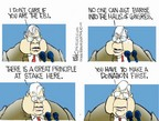 Cartoonist Chip Bok  Chip Bok's Editorial Cartoons 2006-05-25 Congress