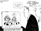 Cartoonist Chip Bok  Chip Bok's Editorial Cartoons 2006-06-06 climate