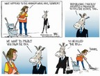 Cartoonist Chip Bok  Chip Bok's Editorial Cartoons 2006-08-07 Congress