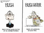 Cartoonist Chip Bok  Chip Bok's Editorial Cartoons 2006-08-08 leader
