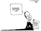 Cartoonist Chip Bok  Chip Bok's Editorial Cartoons 2006-08-21 liberty and justice