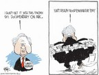 Cartoonist Chip Bok  Chip Bok's Editorial Cartoons 2006-09-13 media bias
