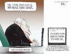 Cartoonist Chip Bok  Chip Bok's Editorial Cartoons 2006-10-04 Congress