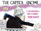 Cartoonist Chip Bok  Chip Bok's Editorial Cartoons 2006-10-09 Congress