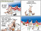 Cartoonist Chip Bok  Chip Bok's Editorial Cartoons 2006-10-12 Congress