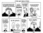 Cartoonist Chip Bok  Chip Bok's Editorial Cartoons 2007-01-15 leader