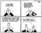 Cartoonist Chip Bok  Chip Bok's Editorial Cartoons 2007-02-05 safe
