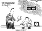 Cartoonist Chip Bok  Chip Bok's Editorial Cartoons 2007-03-13 tournament