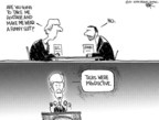 Cartoonist Chip Bok  Chip Bok's Editorial Cartoons 2007-05-30 diplomat