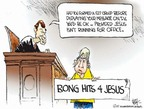 Cartoonist Chip Bok  Chip Bok's Editorial Cartoons 2007-06-28 supreme court decision