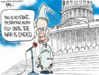 Cartoonist Chip Bok  Chip Bok's Editorial Cartoons 2007-07-20 leader
