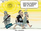 Cartoonist Chip Bok  Chip Bok's Editorial Cartoons 2007-07-24 summer vacation