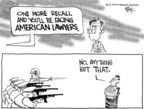 Cartoonist Chip Bok  Chip Bok's Editorial Cartoons 2007-08-17 lawyer
