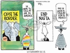 Cartoonist Chip Bok  Chip Bok's Editorial Cartoons 2008-03-03 America