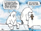 Cartoonist Chip Bok  Chip Bok's Editorial Cartoons 2008-05-13 climate