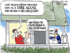 Cartoonist Chip Bok  Chip Bok's Editorial Cartoons 2008-08-04 outs