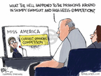Cartoonist Chip Bok  Chip Bok's Editorial Cartoons 2009-04-28 America