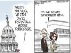 Cartoonist Chip Bok  Chip Bok's Editorial Cartoons 2010-10-19 congresswoman