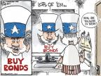 Cartoonist Chip Bok  Chip Bok's Editorial Cartoons 2010-11-05 reserve