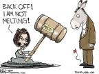 Cartoonist Chip Bok  Chip Bok's Editorial Cartoons 2010-11-12 congresswoman